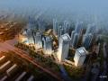 [江苏]高层超现代风格社区行住宅建筑设计方案文本