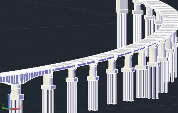 BIM技术在图形流桥梁工程方面的应用案例分析(142页)