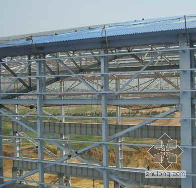 钢结构厂房安装的防坠落安全措施