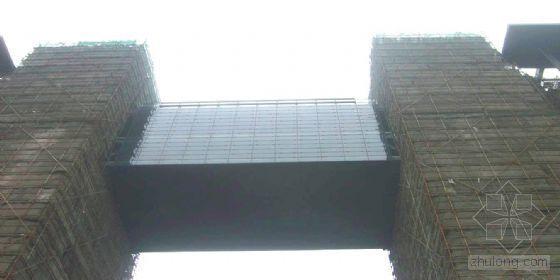 大型观光连廊钢构吊装施工新技术