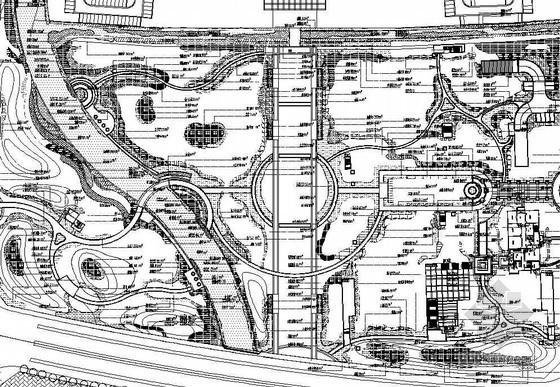 乐清公园景观设计施工图全套