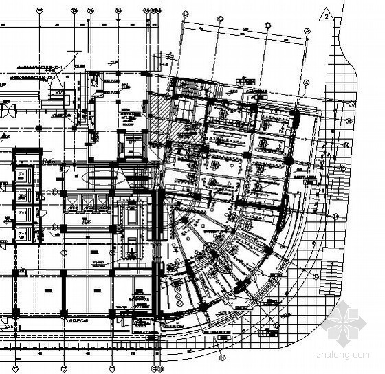 [上海]购物商场空调及防排烟系统设计施工图
