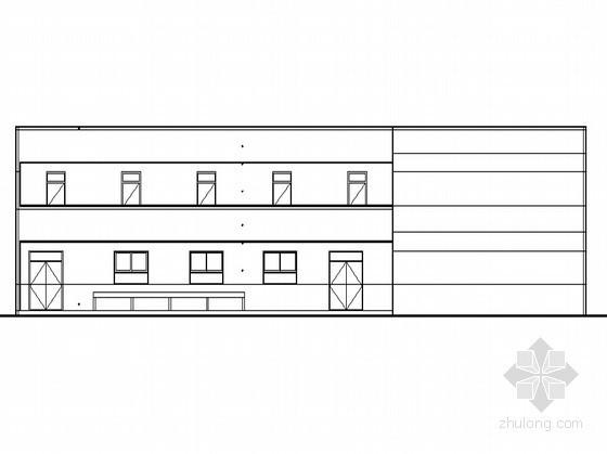 [无锡]某台商纺织厂宿舍楼建筑施工图