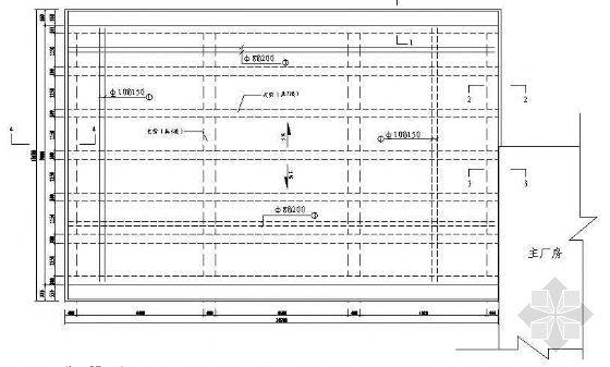 某水电站厂房施工图