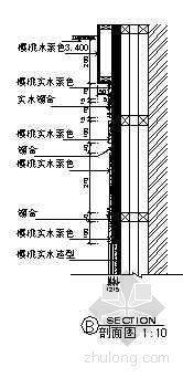 大堂空间装修图-3