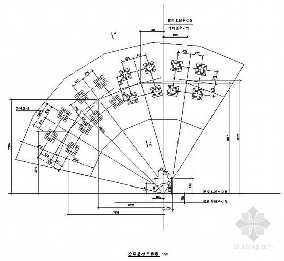 [青岛]拌和站结构施工图