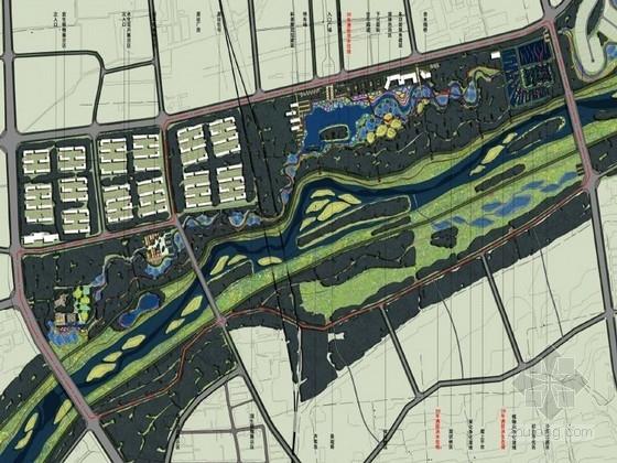 [山西]森林野趣生态郊野型湿地公园景观设计方案(知名设计公司)