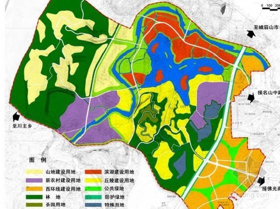 [四川]城市景区概念性控制规划