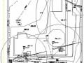 [中建]酒店工程施工现场临时用电平面布置图