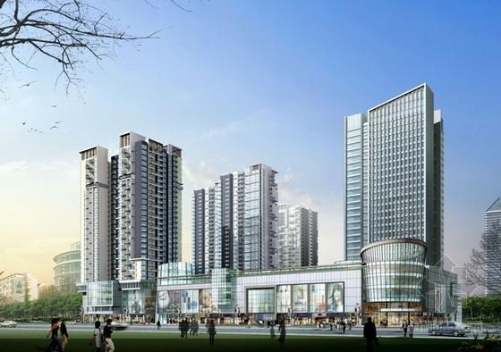 [湖南]高层小区工程施工组织设计(技术标)