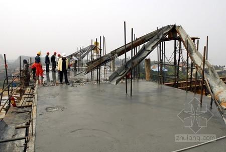 广州至珠海铁路某桥48米简支箱梁混凝土浇注施工方案