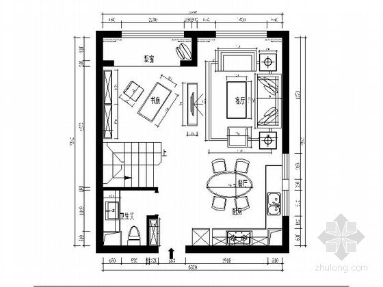 [内蒙]童话世界般明媚的青年公寓设计方案