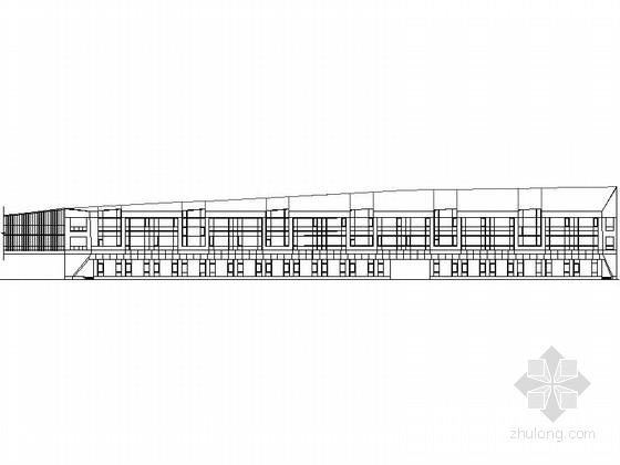 [上海]嘉定区某四层精品酒店建筑施工图