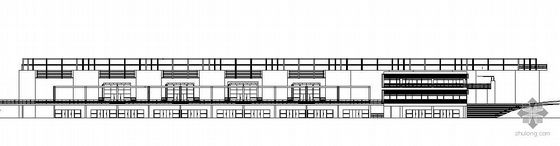 [深圳市]某多功能商业广场地面景观设计方案及施工图