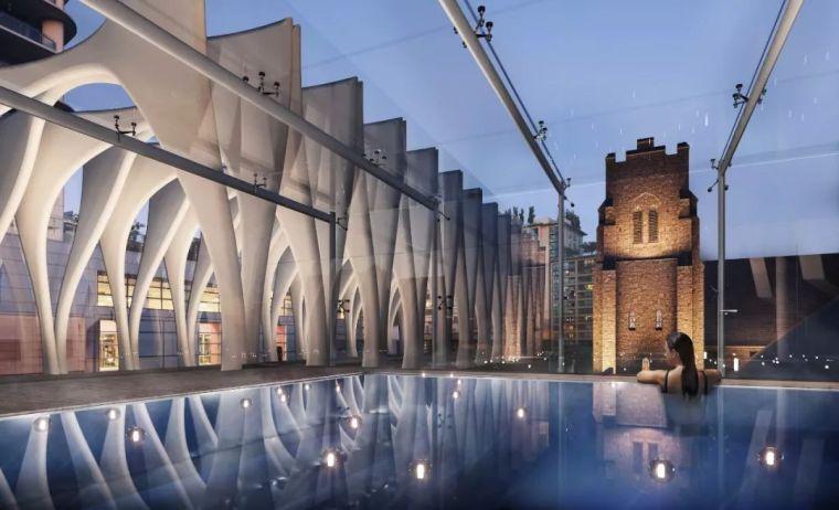 一栋住宅十年设计,这可能是世界上最梦幻的公寓楼_20