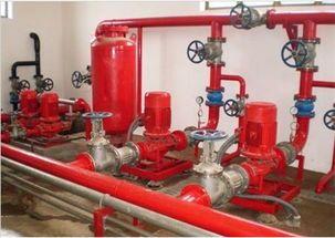 消防给排水系统的连接方式与管道壁厚度