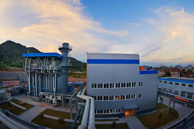 福建省首座燃气分布式能源站 一期工程正式投运