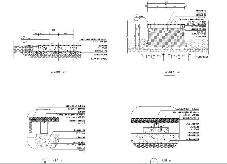 [湖南]洞庭八百城展示区景观规划方案设计(84个CAD+230张)