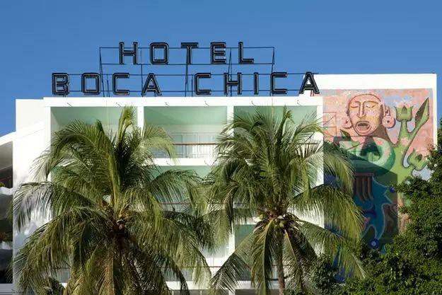 墨西哥充满活力的建筑场景_7