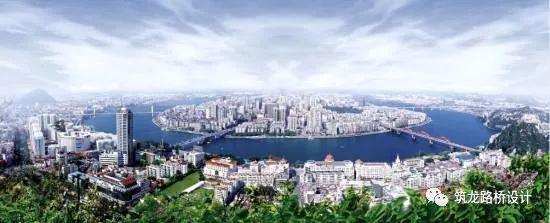 柳州第22座桥设计方案曝光!柳州又将建设一座高颜值、高逼格的大