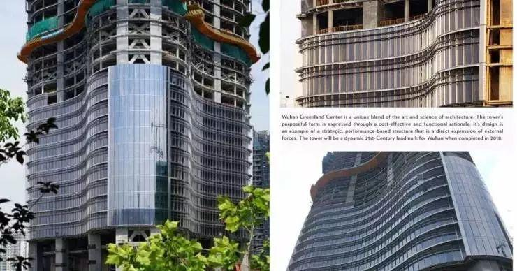 中国高度,建世界第二高楼,636米125层今年竣工!_8