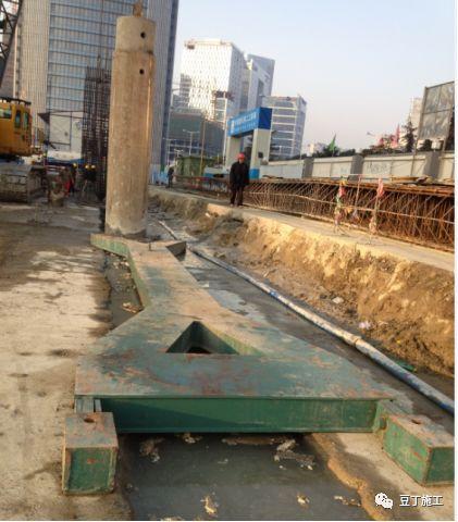 地下连续墙施工过程中,若锁口管被埋,该如何处理?_14