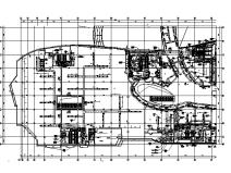 合肥华融中心55万平项目暖通全套施工图(300+张)