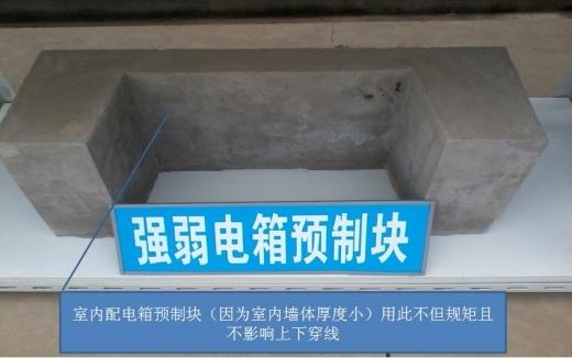 [中建]保障房项目施工质量、安全样板观摩照片