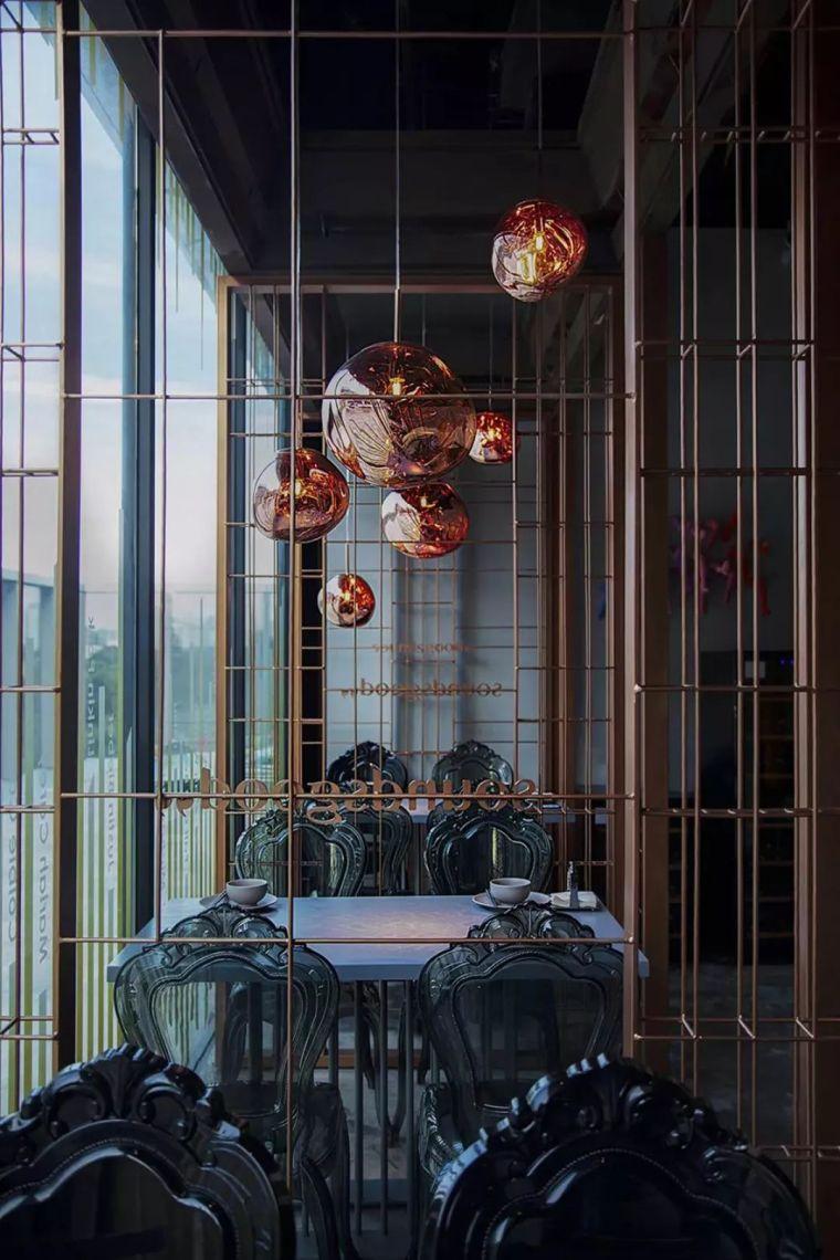 """上海这家音乐餐厅,设计"""" 巨说还不错 """"!"""
