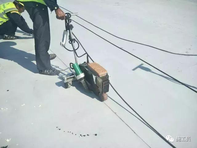 某基地屋面防水保温实际施工方法!_9