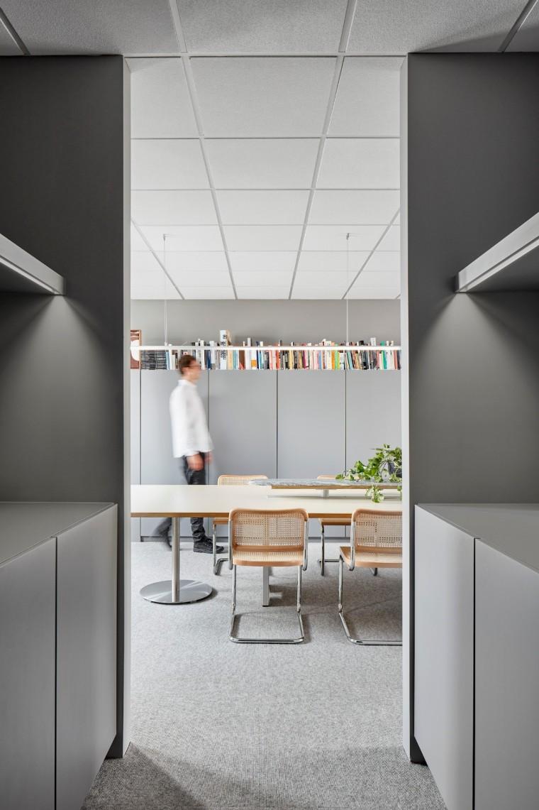 澳大利亚的极简主义办公空间-213560