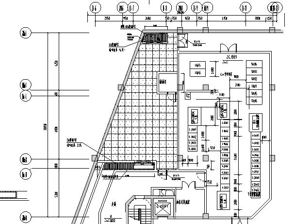 发电机招标图