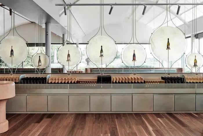 别找了,2018年最好看的餐饮空间设计都在这里了_58