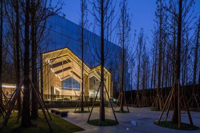 重庆万科森林公园销售展示中心