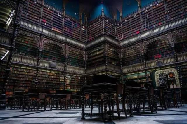 120个地表最美图书馆,来随意感受下_16