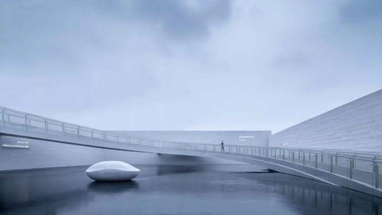 空境几何丨南昌纯水岸艺术展廊