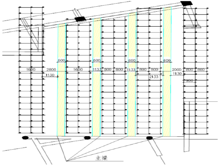 楼间五座钢天桥安装施工方案(19页)