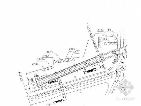 地铁工程土压平衡式盾构施工实施性施工组织设计180页(附CAD图纸)
