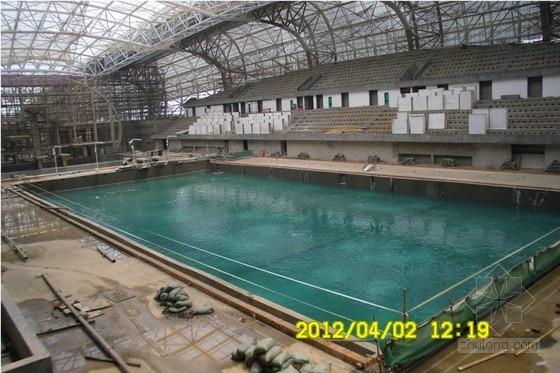 景观湖、游泳池、地下室顶板及屋面防水施工方案 (CPS反应粘卷材)