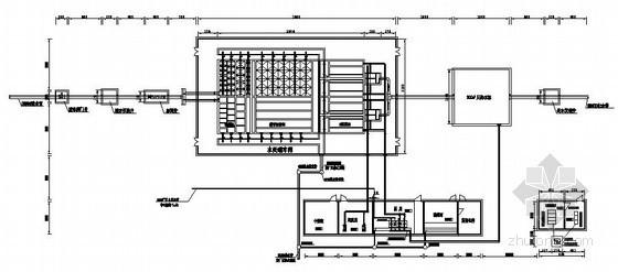 [新疆]工业园水厂给排水全套工艺图