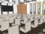 SU会议室模型资料免费下载