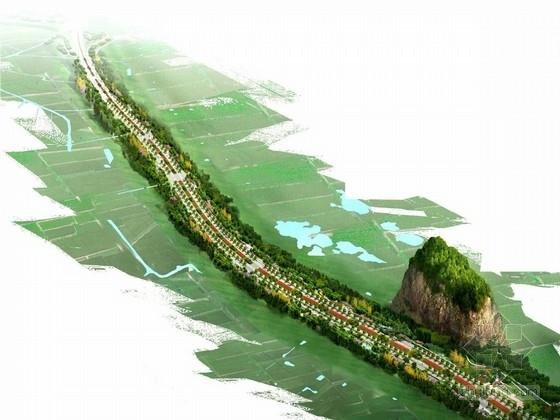 [江苏]科技山水人文主题滨水慢行道路景观设计方案(含扩初设计)