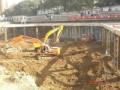 [北京]生活服务楼工程基坑开挖支护与降排水施工方案