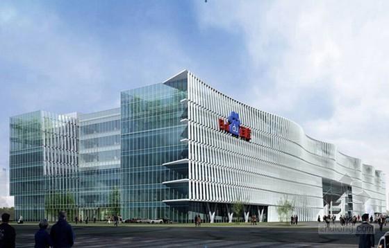 [北京]知名门户网站办公楼工程施工组织设计(167页 长城杯工程)