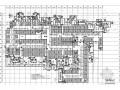 [安徽]地下车库通风及防排烟系统设计施工图(防火分区)