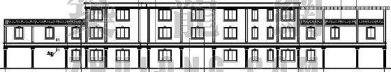 某综合办公楼建筑设计方案-2