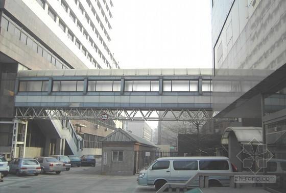 [北京]高层框架结构办公楼改造拆除工程施工组织设计