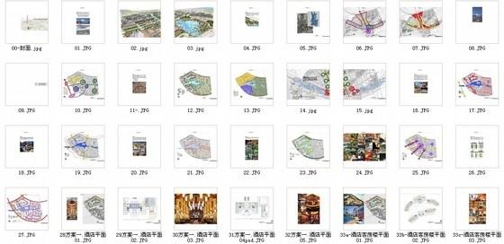 [云南]超五星级花园式酒店建筑设计方案文本(知名设计院)-缩略图