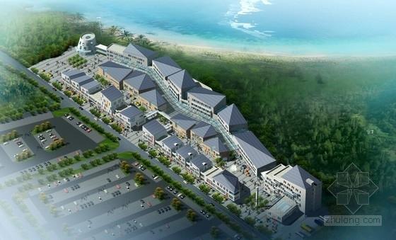 [浙江]现代风格多层旅游交通集散中心规划设计方案文本(两个方案)