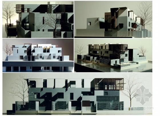 某上市地产东莞项目建筑设计
